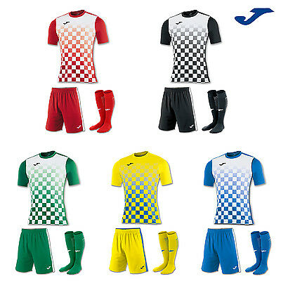 SHORTS,SOCKS ADULT JOMA CHAMPION IV LONG SLEEVE FOOTBALL KIT SHIRTS MENS VETS