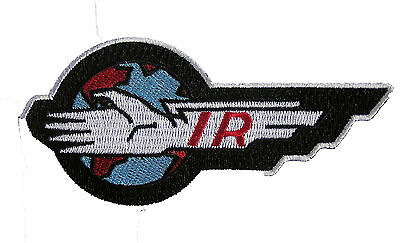 Thunderbirds - IR International Rescue - Uniform Patch Aufnäher - zum Aufbügeln