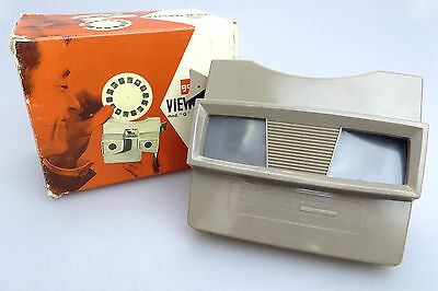 GAF SAWYERS View Master 3D Stereo Stereobetrachter Viewer: Model G + OVP bo094