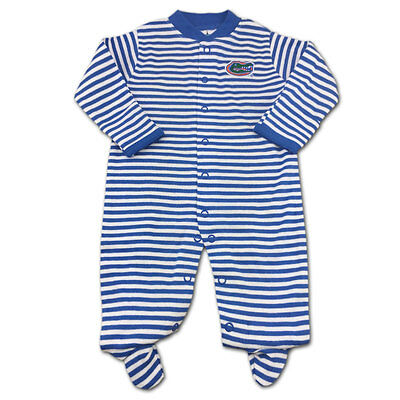 Florida Gators Baby Infant Stripe Footie Coverall (FREE SHIPPING) 6-9 months