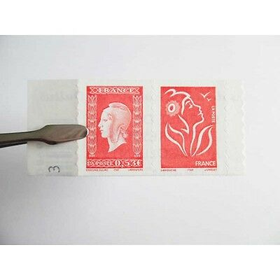 Timbres Poste Autoadhesifs P66 Paire Marianne Lamouche - Marianne Dulac (2005)