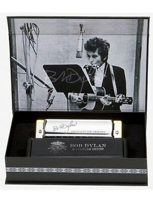 Hohner Bob Dylan harmonica Harmonica in all keys, box included, Free Shipping in