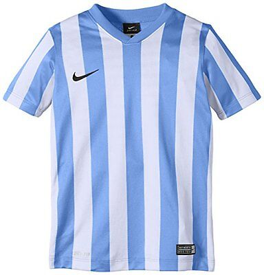 Nike t-shirt manches courtes ss y striped division jsy Bleu Bl [0886668104669]