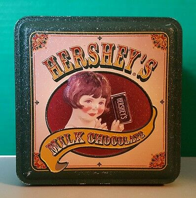 1999 Hershey's Milk Chocolate Vintage Edition #5 Tin Canister