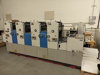 Ryobi 3304Ha Printing Press (Price Reduced)