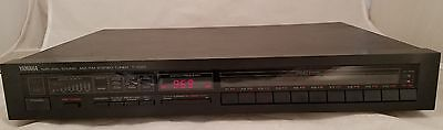 Yamaha T-1020 Natural Sound AM/FM Stereo Tuner