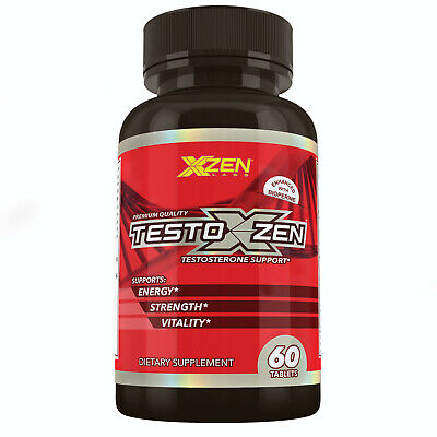 TESTOLYNX #1 Testosterone Booster Stronger than NUGENIX Test, Build Lean Muscle