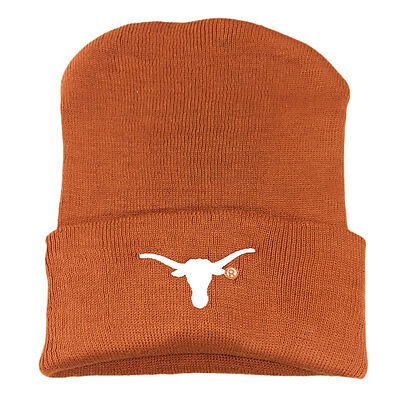 Texas Longhorns Baby Infant Beanie Cap Hat (FREE SHIPPING) 0-6 months