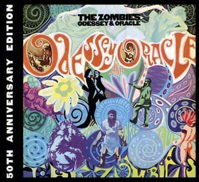 The Zombies - Odessey And Oracle [50Th Anniversary Edition] [Digipak] New Cd