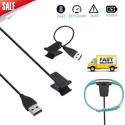 Replacement USB Charging Charger Cable Cord for Fitbit Alta Bracelet WristbandQ@