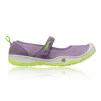 Keen Moxie Mary Jane Junior Girls Green Purple Hiking Sandals Summer Shoes