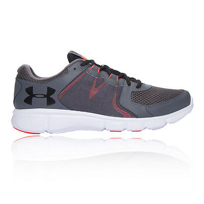 Under Armour Thrill 2 Mens Grey Running Road Sports Shoes Trainers Pumps