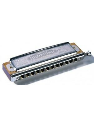 Hohner Super Chromonica 270 Harmonica in all keys, box included, Free Shipping i