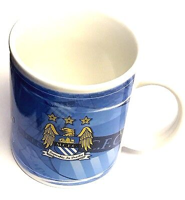 Manchester City Ceramic Cup Mug Official Football Club Gifts
