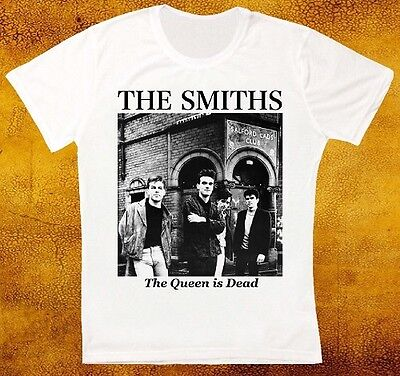 The Smiths The Queen Is Dead Rock Retro Vintage Hipster Unisex T Shirt 1172