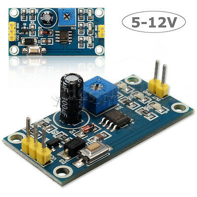 Delay Relay Shield Timer NE555 Switch Module 0 to 150 Second Adjustable DC 5-12V