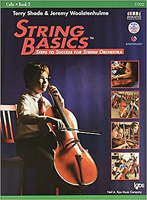 Terry Shade/Jeremy Woolstenhulme: Book 3: String Basics Steps to Success for Str