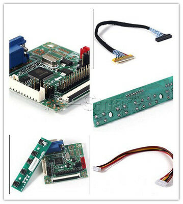 """Useful MT6820-B Universal LVDS LCD Monitor Driver Controller Board 5V 10""""- 42"""""""