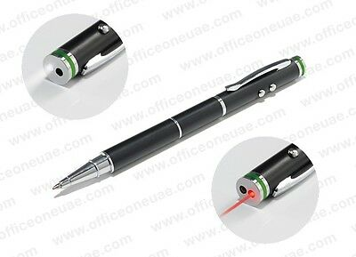 WHOLESALE LOT!!  LEITZ 4 in 1 STYLUS, LASER POINTER, PEN, LED POCKET LIGHT!!!