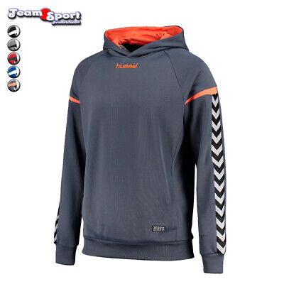 Hummel Auth. Charge Poly Hoodie - Kinder / Fitness Training Fußball / Art 133403