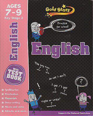 Key Stage 2 English Practise and Test Book, NEW