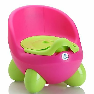 Kids Potty Chair Seat Baby Toddler Training Children Removable Toilet Seat Egg