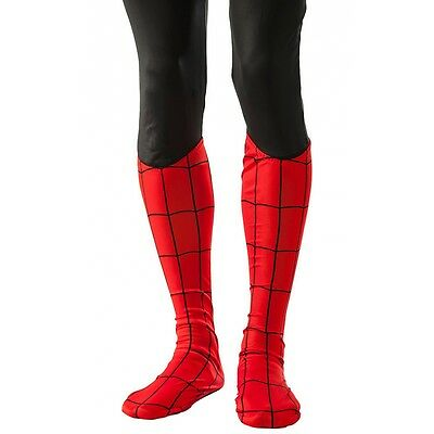 Spider-Man Boot Tops Costume Accessory Adult Marvel Universe Halloween