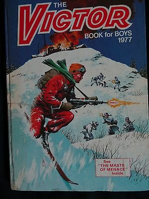The Victor Annual 1977