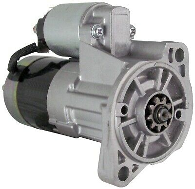 New Starter Fits Nissan Lift Truck Aeh H20 Z24 Engines M1T60081 1 Year Warranty!