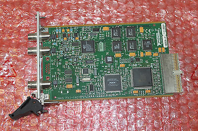 National Instruments NI PXI-1407 IMAQ Image Acquisition Card