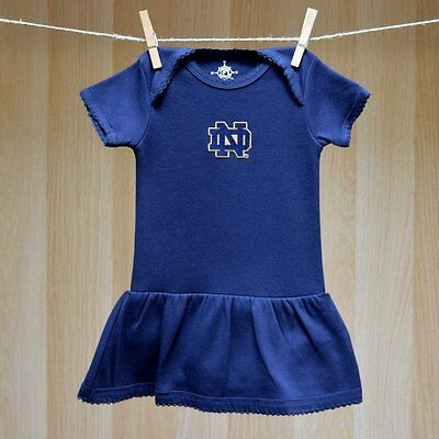 Notre Dame Baby Infant Girl Picot Creeper Dress (FREE SHIPPING) 6-9 months