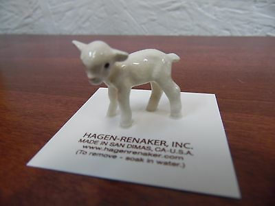 Hagen Renaker Lamb Figurine Miniature 276 FREE SHIPPING NEW