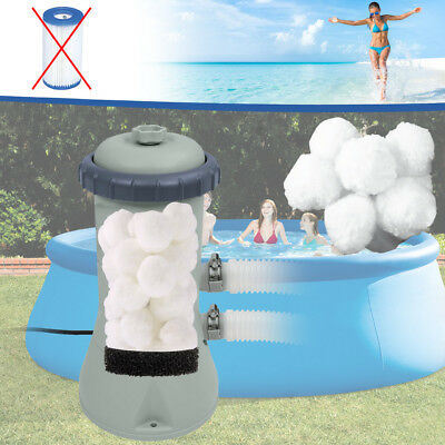 Filter Balls Filterkartusche alternativ zu  Intex Filterkartusche Filter A Pool