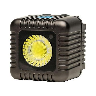 Lume Cube Waterproof Up to 100ft,Free Mobile App,Rechargeable,Single - Gun Metal