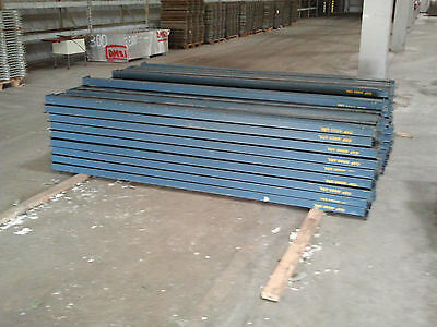 Pallet Racking Beams (6000lb capacity) - Sturdy Built