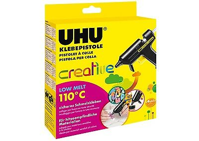 UHU Klebepistole Low Melt Creative 110°C
