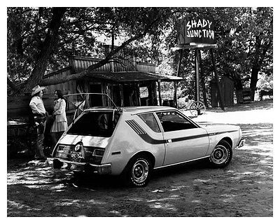 1975 AMC Pacer Gremlin X ORIGINAL Factory Photo oub3344
