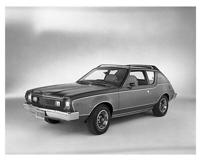 1970 AMC Gremlin ORIGINAL Factory Photo oub3541