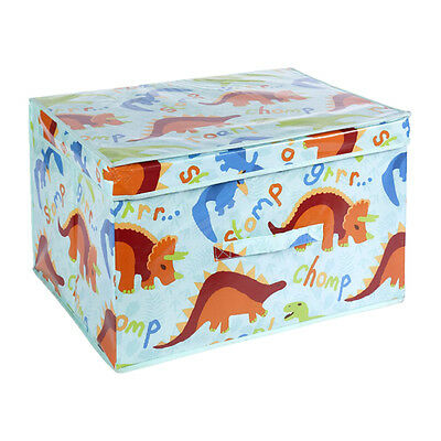 Piccolo Dinoworld Foldable Pop Up Room Tidy Storage Chest