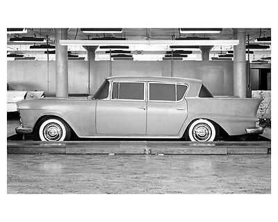 1958 Hudson Rambler Concept ORIGINAL Factory Photo oub3834