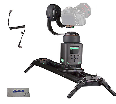 Syrp Genie 3 Axis Kit with Three 1N Link Cables and Microfiber Cloth