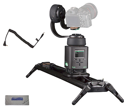 Syrp Genie 3 Axis Kit with Three 1P Link Cables and Microfiber Cloth