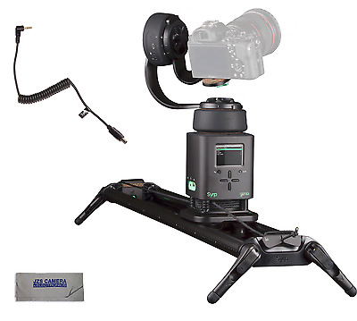 Syrp Genie 3 Axis Kit with Three 3N Link Cables and Microfiber Cloth