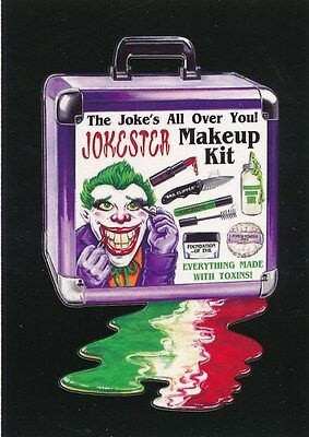 #6 JOKESTER MAKEUP KIT 2017 Wacky Packages 50th Anniversary POP CULTURE JOKER