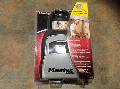 Master Lock 5400D Select Access Key Storage Lock Box (Set-Your-Own Combination)