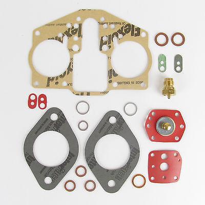 Solex PII 40 – 4 carburettor service kit Porche 912 super 90 engines