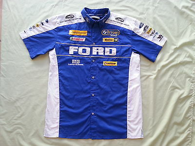 Ford Performance Racing Short Sleeve Shirt Official Team Merchandise size L