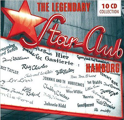 The Legendary Star-Club Hamburg [CD]