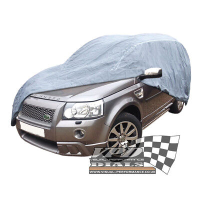 Land Rover Freelander Cover Large waterproof Full Car Cover 4x4