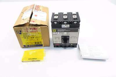 New Square D Fal36070 3P 70A Amp 600V-Ac Molded Case Circuit Breaker D556997